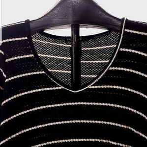 living doll Tops - Living Doll Los Angeles Striped Top M